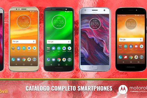 Motorola Moto G6 y Moto E5, así encajan dentro del catálogo completo de smartphones Motorola en 2018