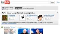YouTube estrena páginas de inicio personales mientras planea tener su estudio de producción