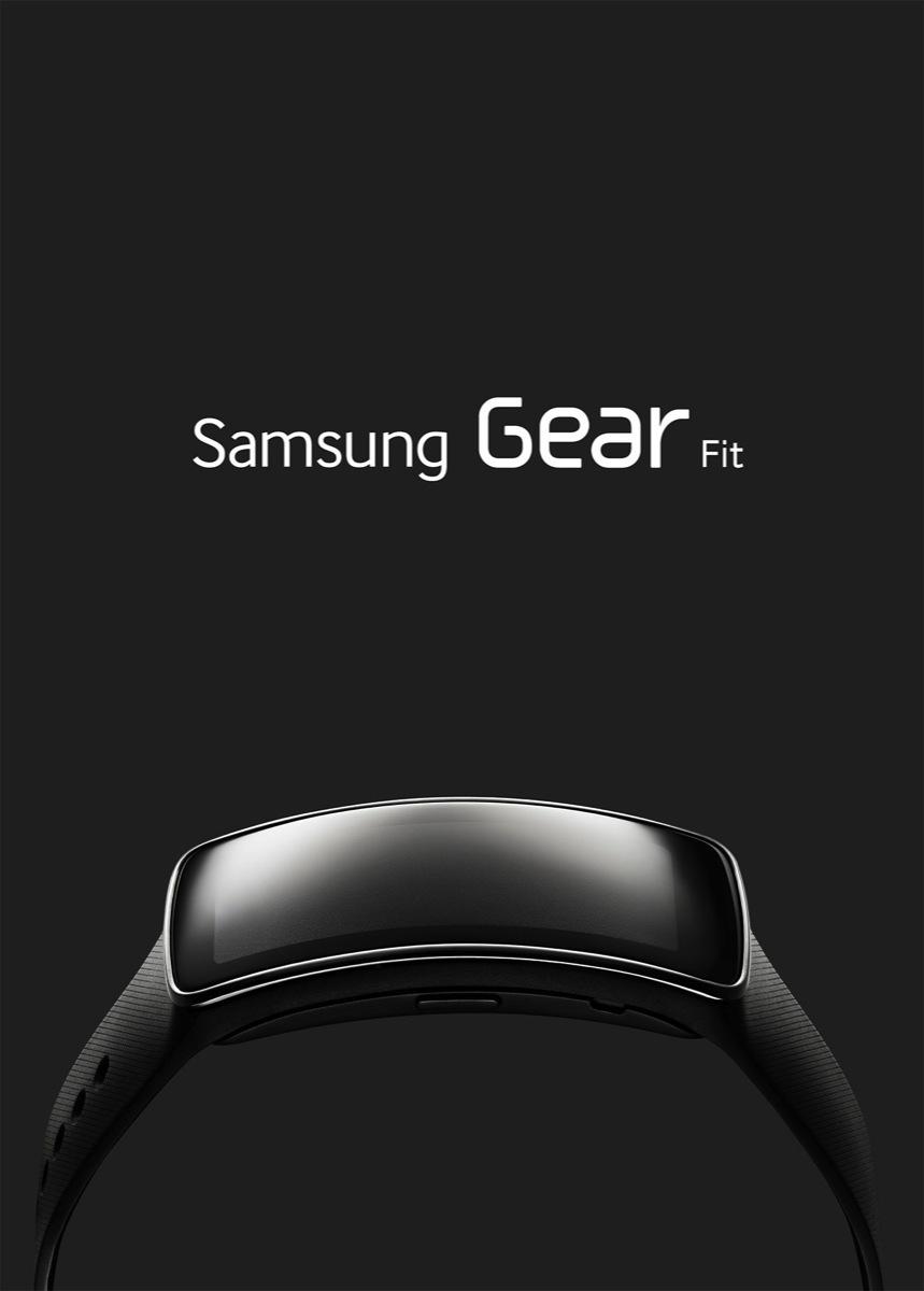 Foto de Samsung Gear Fit, imágenes oficiales (5/23)
