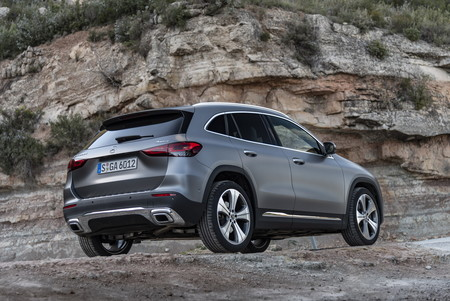 Mercedes Benz Gla 2021 30