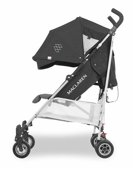 La silla de paseo Maclaren Triumph por 224,88 euros y envío gratis en Amazon
