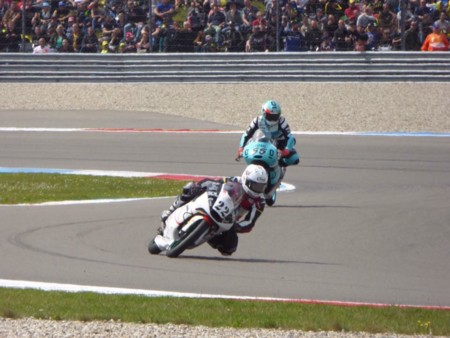 Danny Webb Moto3
