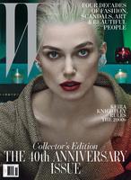 Keira, Mia, Rooney y Scarlett, a ver quién os reconoce en W Magazine