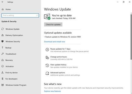 Si finalmente Windows 10 2004 llega con numerosas mejoras ¿podría ser la rama 20H2 en otoño de 2020 una actualización menor?