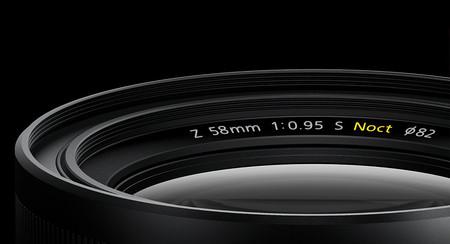 Nikkor Z 58mm F 0 95