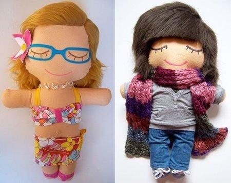 Muñecos personalizados de Eloole