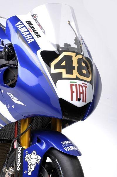 Foto de Team Fiat Yamaha, presentación equipo 2008 (10/11)