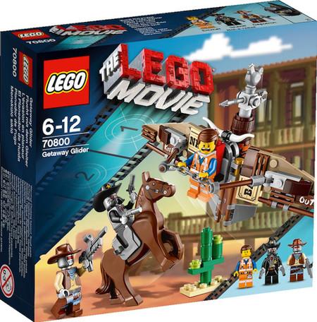 """¿Conoces los sets de construcción y minifiguras inspirados en """"La LEGO película""""?"""