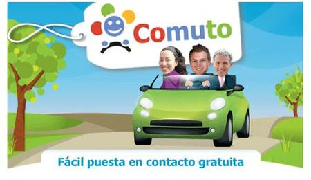 Comuto, nueva web para compartir coche
