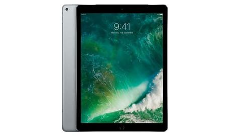 """El iPad Pro de 10"""" con 256 Gb, sólo WiFi y en gris espacial, te sale por 100 euros menos en Mediamarkt"""