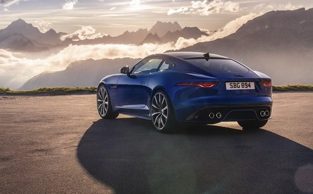 Jaguar F Type 2020 7