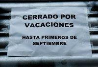 Las vacaciones durante periodos de baja no se perderán nunca con la Ley de Igualdad