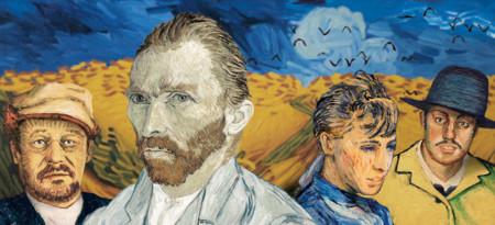 """""""Loving Vincent"""" una película mágica para los pequeños artistas de la casa"""