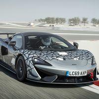 McLaren 620R: La bestia sale de la pista pero sólo 350 aventurados serán capaces de dominarla