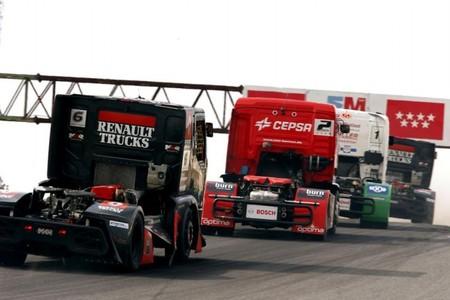 El Europeo de Camiones visitará en 2013 el Circuito de Los Arcos