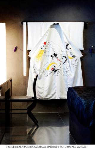 Foto de Hotel Puerta América: Arata Isozaki  (8/11)