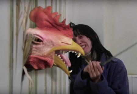 'The Chickening', la parodia más loca y fascinante de 'El resplandor' - la imagen de la semana