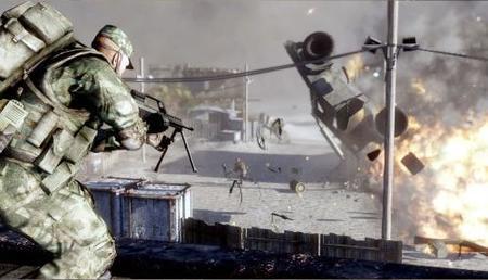 'Battlefield: Bad Company 2', un rival peligroso para 'Modern Warfare 2'