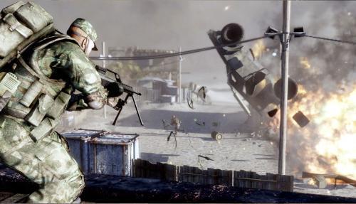 'Battlefield:BadCompany2',unrivalpeligrosopara'ModernWarfare2'