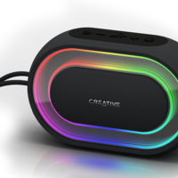 Creative presenta Halo, su nuevo altavoz Bluetooth con sistema de luces y efectos LED incorporados