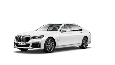 ¡Filtrado! El BMW Serie 7 2020 se escapa por internet en todas sus facetas