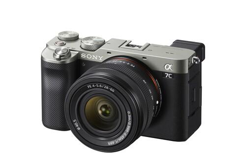Sony A7C: la apuesta más importante para revivir a la fotografía es esta bonita y diminuta cámara con capacidades de Full-Frame