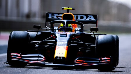 Sergio Perez Sakhir F1 2021