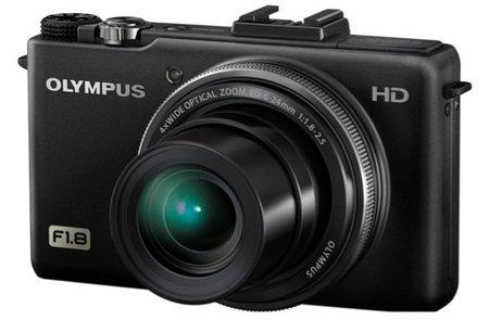 Olympus XZ-1: nueva compacta con objetivo f/1.8