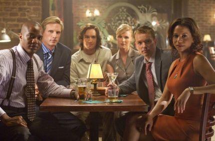 Raising the bar, un drama legal clásico