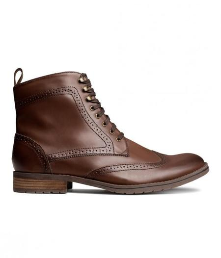 Zapatos Brogue Trendencias Hombre Fall Winter 2014