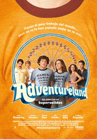 'Adventureland': cartel y tráiler