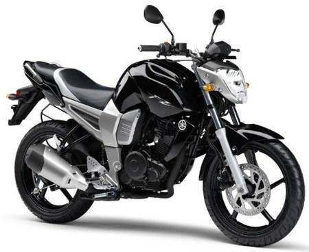 Posible Yamaha FZ 125/250 para el 2009