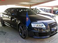 El Audi RS6 de Su Majestad Don Juan Carlos I de Borbón