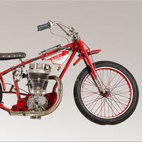 Esta moto rarísima de 1976 se creó para pistas de flat track en Japón y ahora se va a subastar por menos de 300 euros