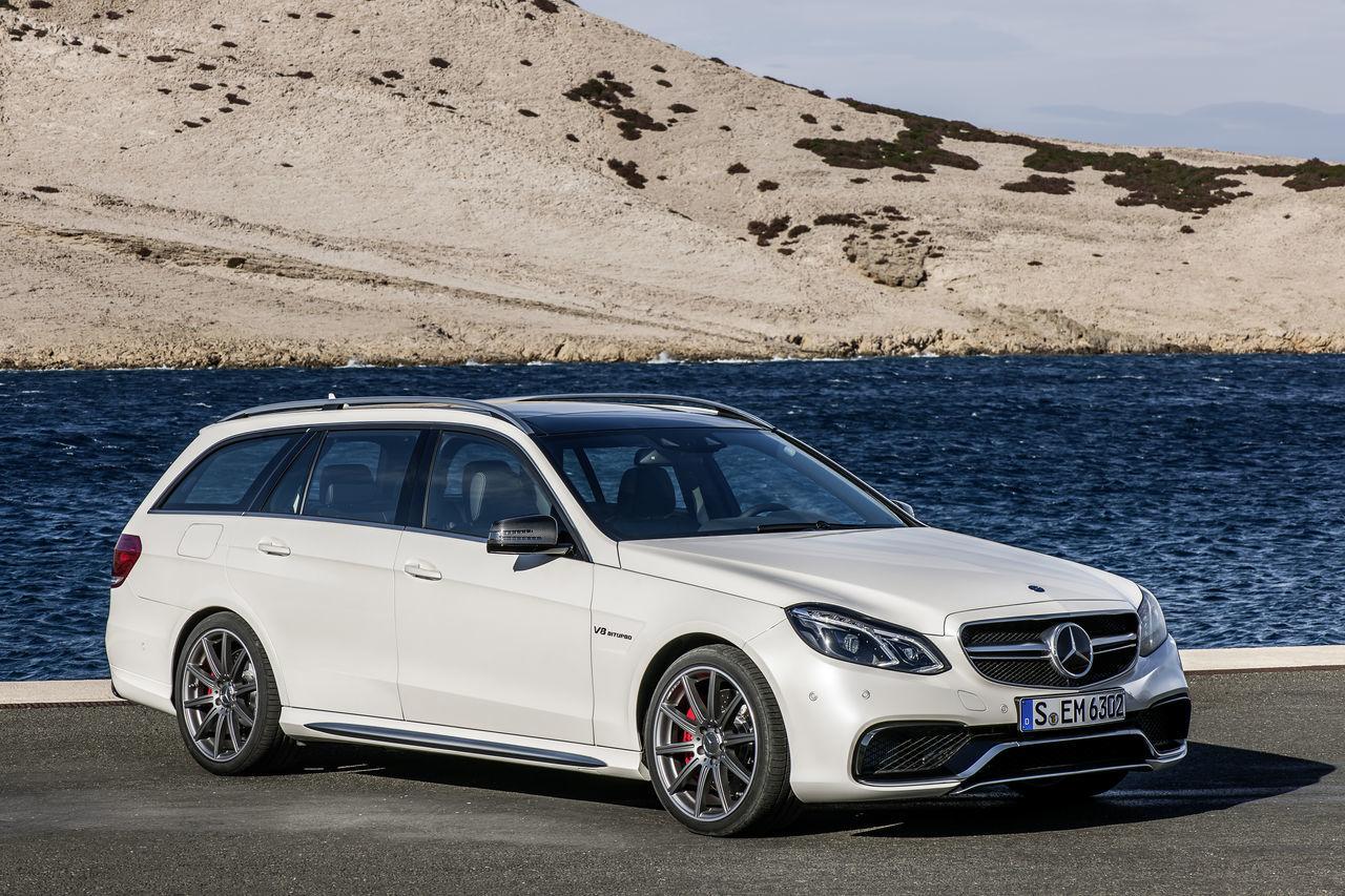 Foto de Mercedes-Benz E 63 AMG 2013 (14/31)
