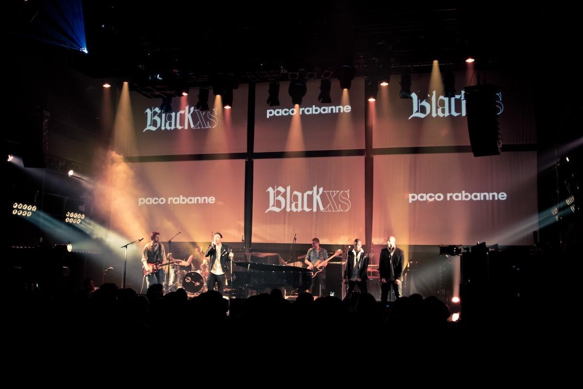 Foto de Paco Rabanne Black XS Records (45/60)