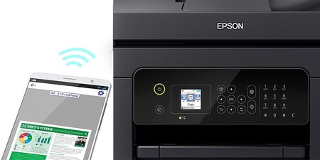 Epson Workforce Wf 2830dwf 2