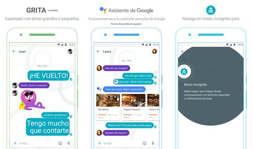 Las 11 novedades de Google Allo 2.0 para Android