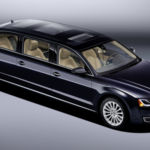 Audi A8 L extended: esta limusina XL de Audi mide 6,36 metros de largo