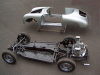 ¿Quieres un Porsche 356? ¿Tienes un VW Beetle? Montatelo tú mismo