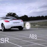 Peugeot RCZ 2013, primer teaser en vídeo