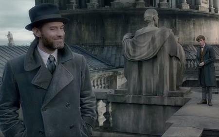 Jude Law Haciendo De Albus Dumbledore Se Convierte En El Actor Mejor Vestido Del Cine 3