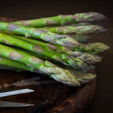 Cómo elegir, conservar y cocinar los espárragos