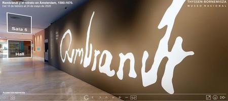 Museos Virtuales Thyssen