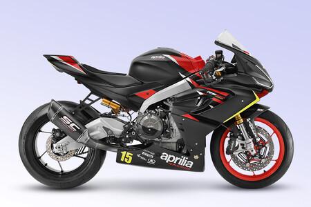 Aprilia Rs 660 Trofeo 2021 1