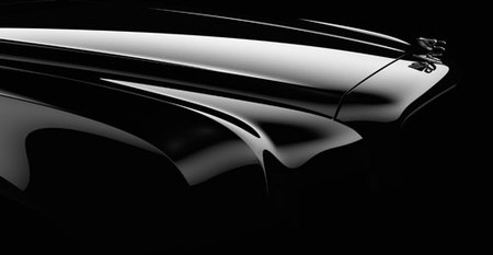 Teaser del nuevo Bentley ¿Arnage?
