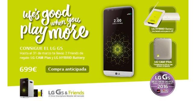 Lg G5 Oferta