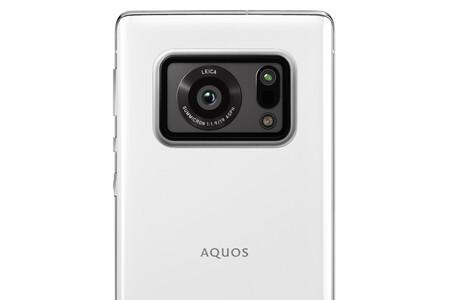 Sharp Aquos R6 Camara Sensor Una 1 Pulgada