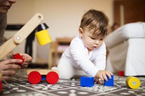 Los bebés aprenden y se divierten: los mejores juegos Cazando Gangas