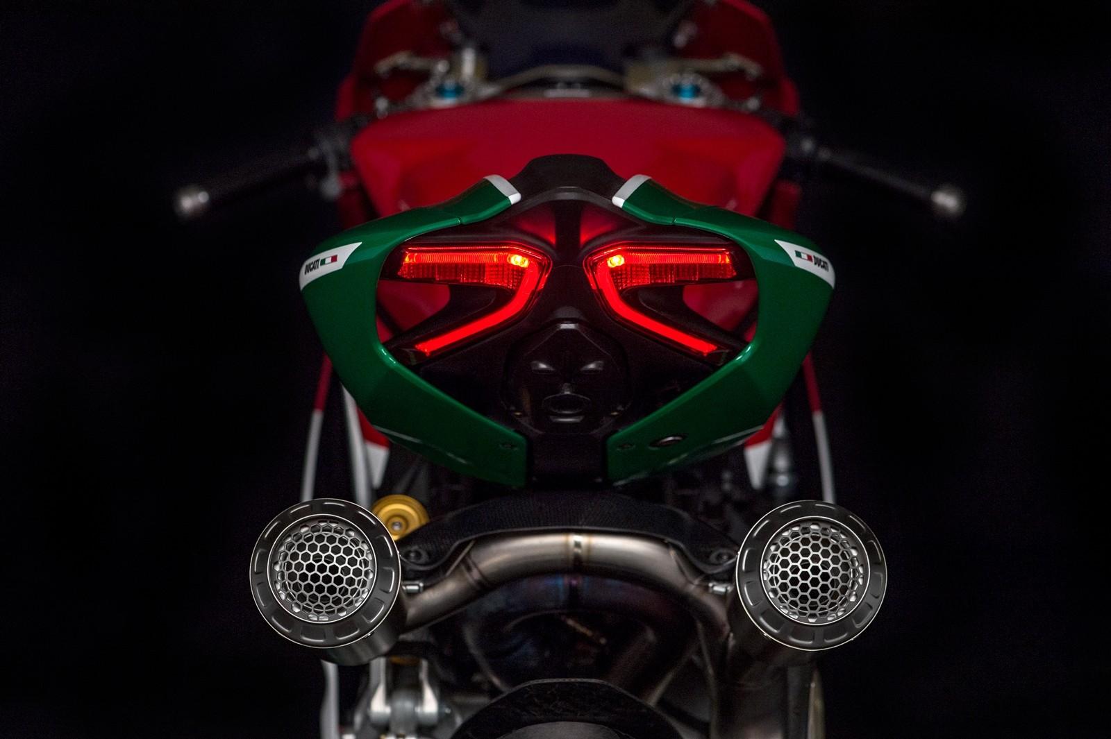 Foto de Ducati 1299 Panigale R Final Edition (36/58)